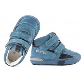 BARTEK 91756 TRZEWIKI CHŁOPIĘCE PÓŁBUTY jeans