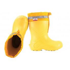 LEMIGO CAMP 762 KALOSZE DZIECIĘCE z PIANKI żółte