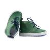 EMEL E2150-9 TRZEWIKI DZIECIĘCE PÓŁBUTY zielone